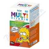 The Simpsons Multivitamin + kolostrum tbl. 60