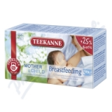TEEKANNE Mother&Child Breastfeeding Tea 20x1. 8g