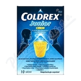 Coldrex Junior citron por. plv. sol. scc. 10