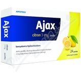 Ajax citron 3 mg pas. 24