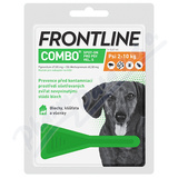 Frontline Combo Spot on Dog S pipeta 1x0. 67ml