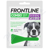 Frontline Combo Spot on Dog L pipeta 1x2. 68ml