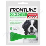 Frontline Combo Spot on Dog XL pipeta 1x4. 02ml